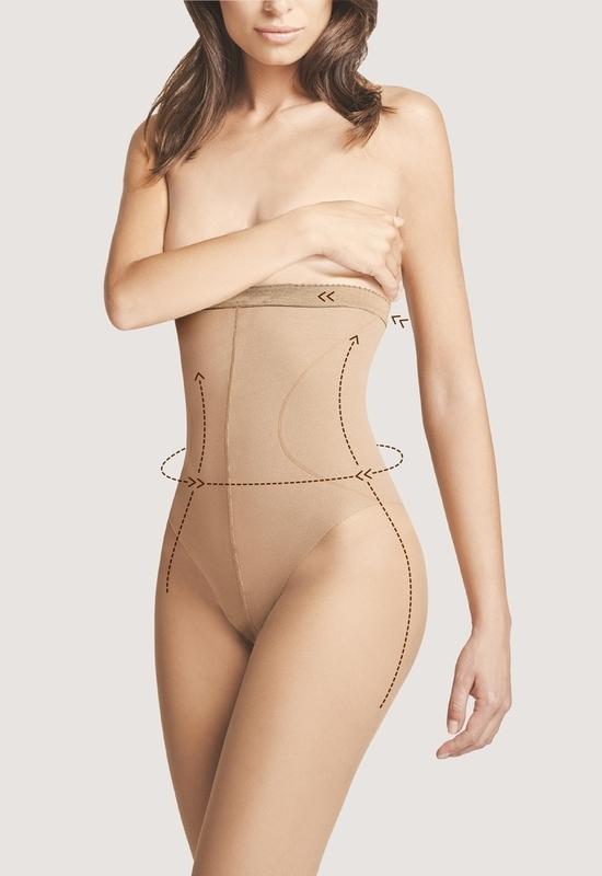 Silonky Fiore High Waist Bikini 20 Antibacterial
