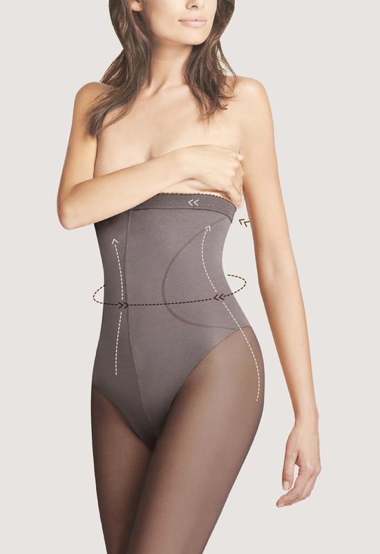 Silonky Fiore High Waist Bikini 40 Antibacterial